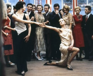 THE CONFORMIST (Il Conformista) 1970 Paramount film with Dominique Sanda right