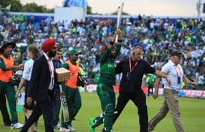 Pakistan beat Afghanistan by three wickets in thrilling