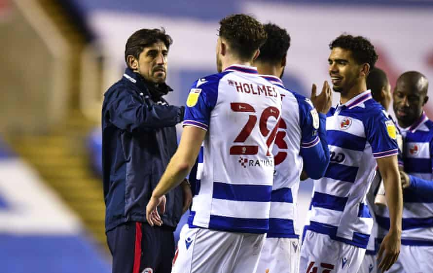 Veljko Paunovic was a surprising appointment that has paid off for Reading.