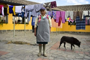 Laundry worker Quito