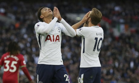 Tottenham suffer more Wembley frustration after Swansea hold firm