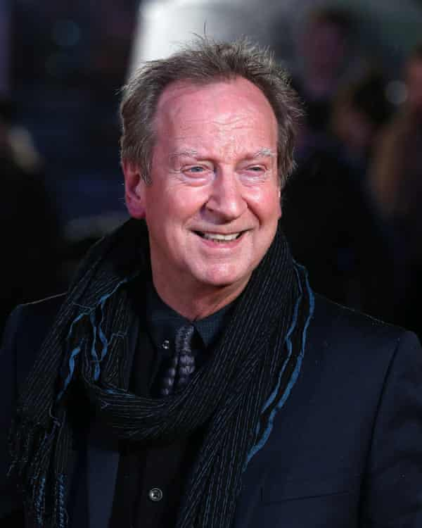'People were on their knees when it began' … Bill Paterson.