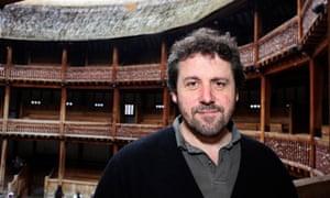 Director of Shakespeare's Globe, Dominic Dromgoole