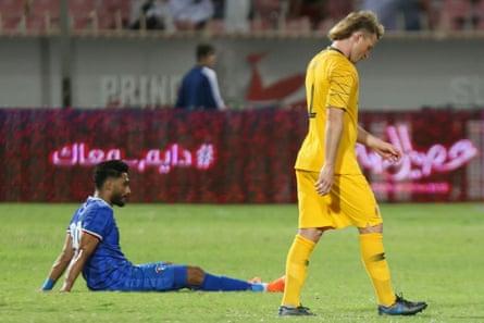 Kuwait and haircut woe, earlier.