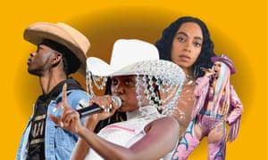 Lil Nas X; Kelela; Solange; Cardi B