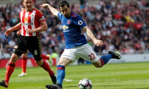 Henrikh Mkhitaryan shone for high-pressing sides in Ukraine and Germany but rarely looked comfortable ahead of Manchester United's deep-lying defence.