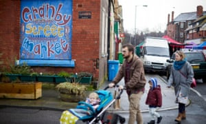 After years of neglect things are looking up for Liverpool's Turner prize-winning streets in Granby.  Cairns Street off Granby