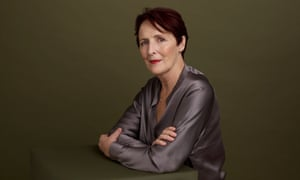 Fiona Shaw photographed in London by Suki Dhanda for the Observer New Review. Hair and makeup by Juliana Sergot.