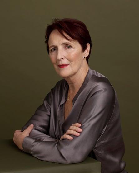 Fiona Shaw.