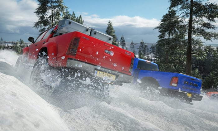 How Forza Horizon 4 raced to the heart of Britain | Games | The Guardian