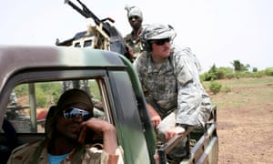 US special forces in Mali/Niger border. The ambush cast a spotlight no a remote war many Americans did not know their military was fighting.