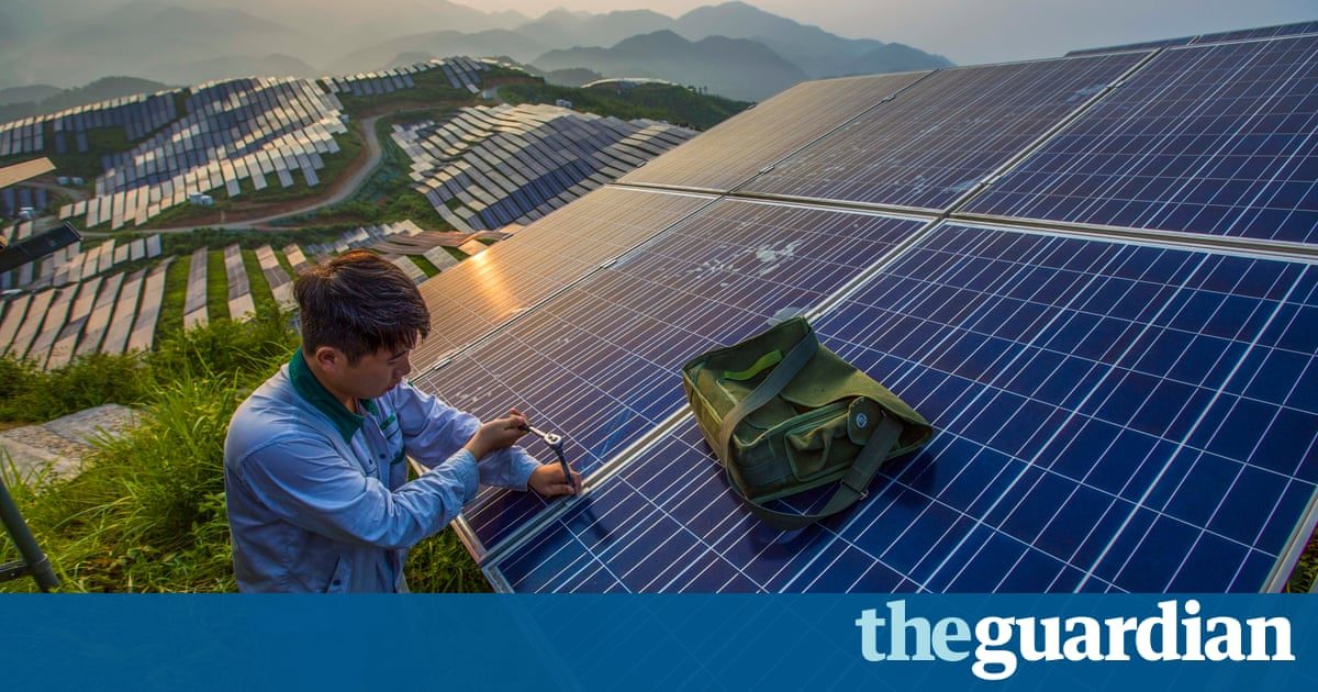 Solar Power Growth Leaps By 50 Worldwide Thanks To Us And