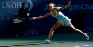 2005's US Open performance, where she was defeated by Kim Clijsters in the semi-final, meant that Sharapova regained the World No 1 ranking after losing it to Lindsay Davenport