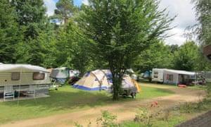 Camping Champ de la Chapelle