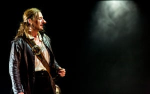 Richard Roxburgh (Cyrano) in Sydney Theatre Company's Cyrano de Bergerac