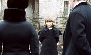 Poisonous destiny … Tom Sweet in The Childhood of a Leader.