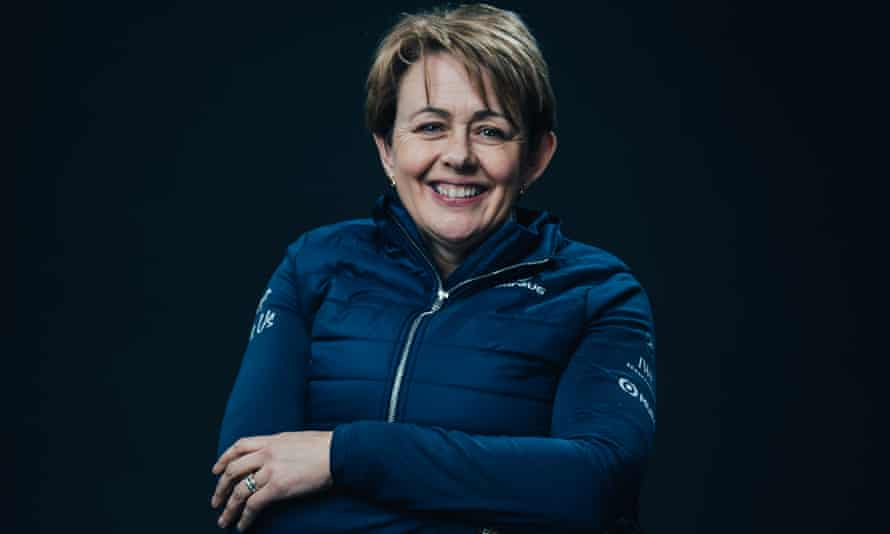 Former Paralympian Lady Tanni Grey-Thompson