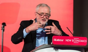Labour leader Jeremy Corbyn, who has long sought a greater role for members in party decisions.