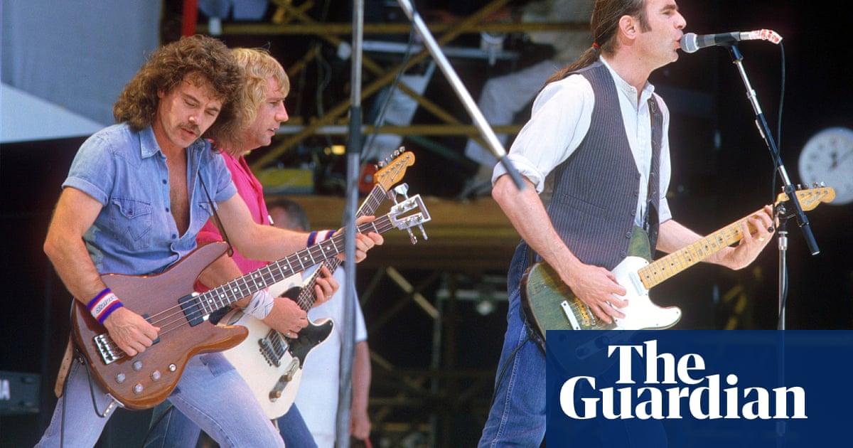 Status Quo bassist Alan Lancaster dies aged 72