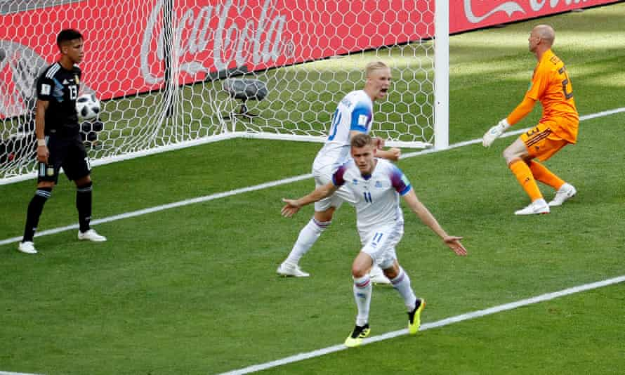 Iceland showed against Argentina that the smaller nations now have no fear against the superpowers of world football.