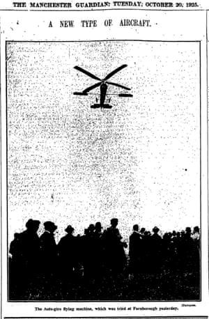 Manchester Guardian, 20 October 1925.