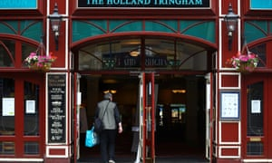 Uk Coronavirus Pubs And Hair Salons Reopen In England As Lockdown Eases As It Happened World News The Guardian