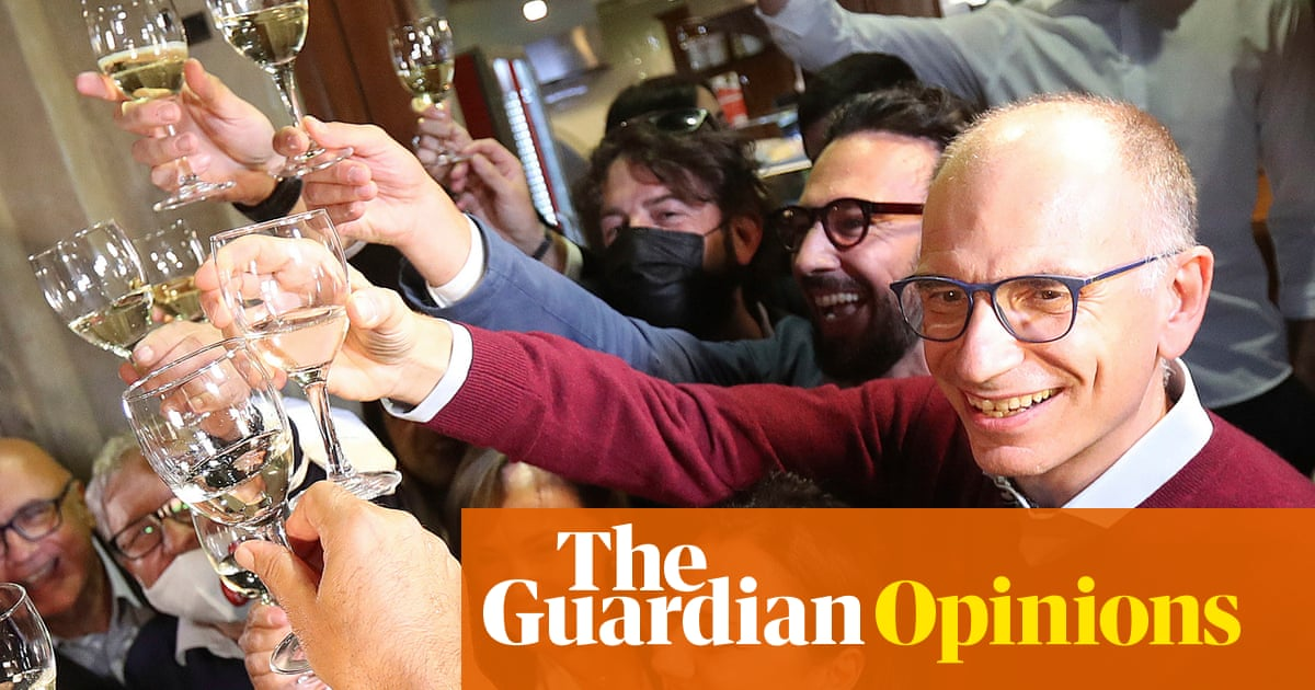 The Guardian view on Italy's cities: leading a centre-left renaissance?