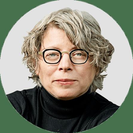 Jill Lepore. Circular panelist byline.