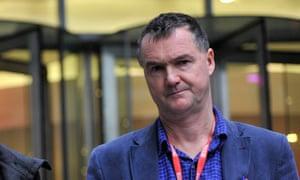 Former BBC producer Meirion Jones