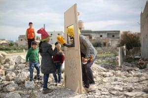 Saraqib, Syria