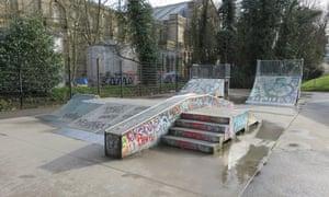Alexander Palace Skatepark