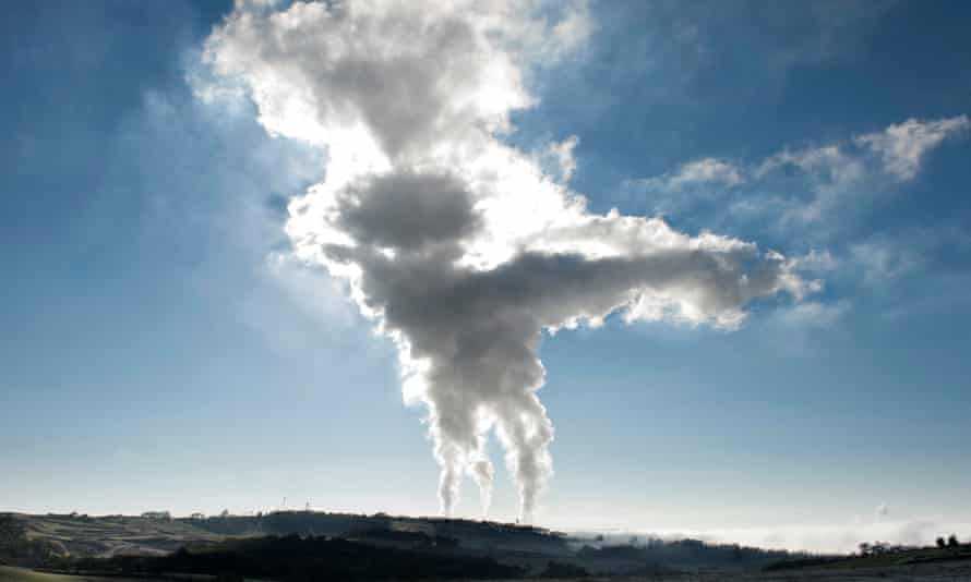 Steam billows from the cooling towers of the Yallourn coal-fired power station in the Latrobe Valley, Australia. Gas use will rise, while coal and oil decline, the agency predicts.