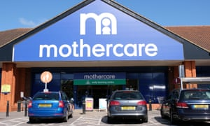 Mothercare to close 50 stores as part of rescue package