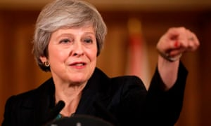 Theresa May has received backing for her Brexit agreement from the Confederation of British Industry.