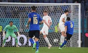 Manuel Locatelli scores again.