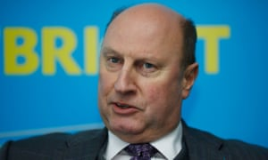 Rich Ricci was executive chairman of the online bookmaker BetBright.