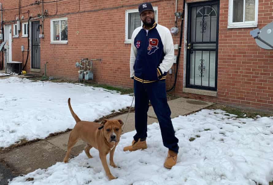 Jarome Montgomery from Cleveland has paid over $30,000 to the water utility company but remains indebted