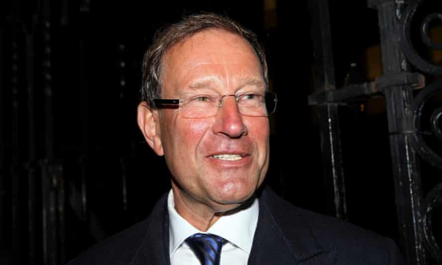 Richard Desmond in 2012