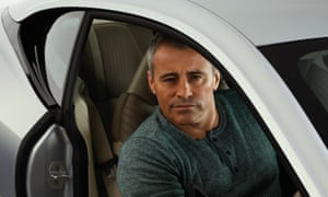 No pressure, but the fate of the global diesel-guzzling empire is in your hands … Matt LeBlanc.