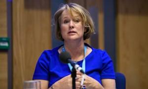 Children's minister Vicky Ford