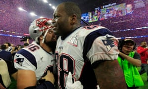 Martellus Bennett has previously said that 'America was built on inclusiveness not exclusiveness'