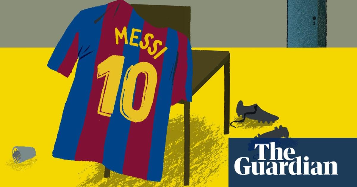 Messi saga springs from Barcelona's grotesque mismanagement | Jonathan Wilson