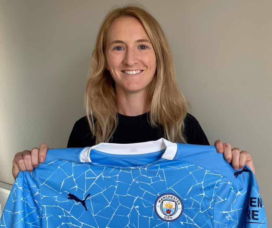 Sam Mewis, who has signed for Manchester City, has scored 18 goals in 67 games for the USA national team.