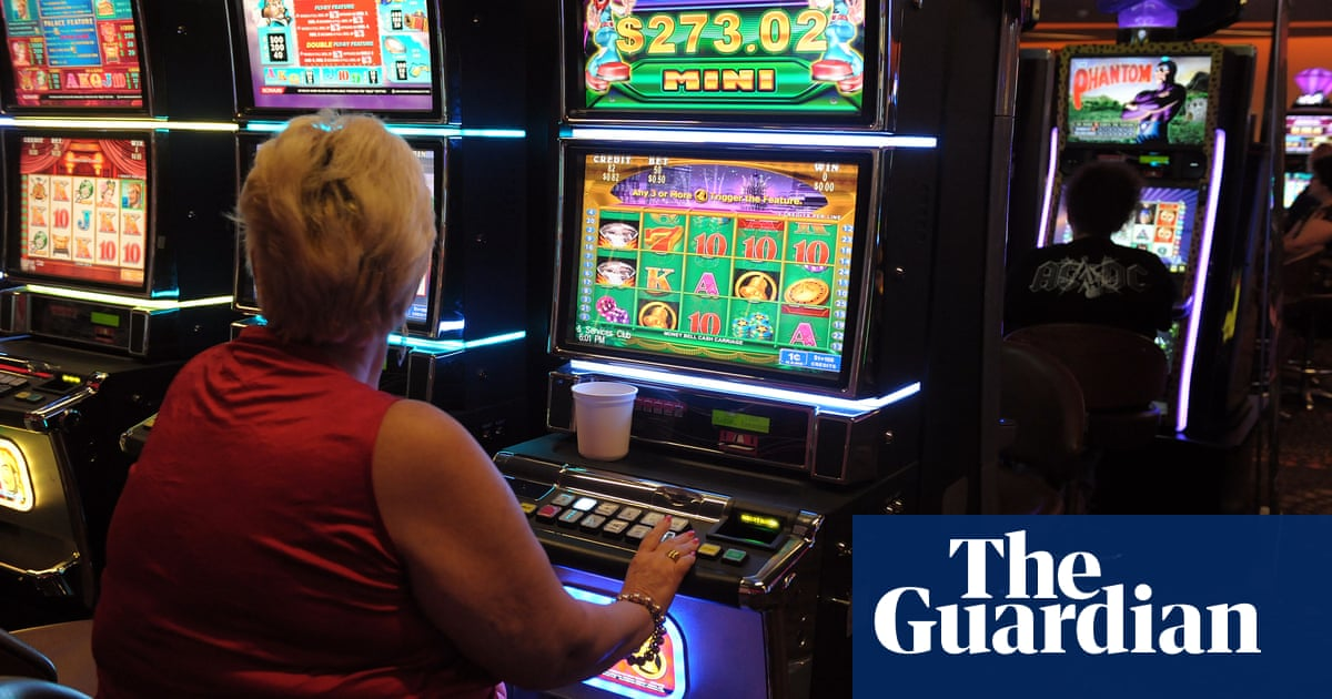 Playing the pokies: 'life, whether terrible or beautiful, is