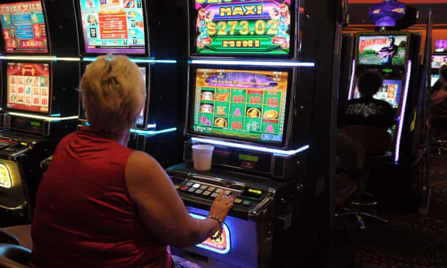 Playing the pokies: life, whether terrible or beautiful, deferred in the  gaming room | Gambling | The Guardian