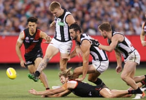 AFL Anzac Day match, Bombers v Pies