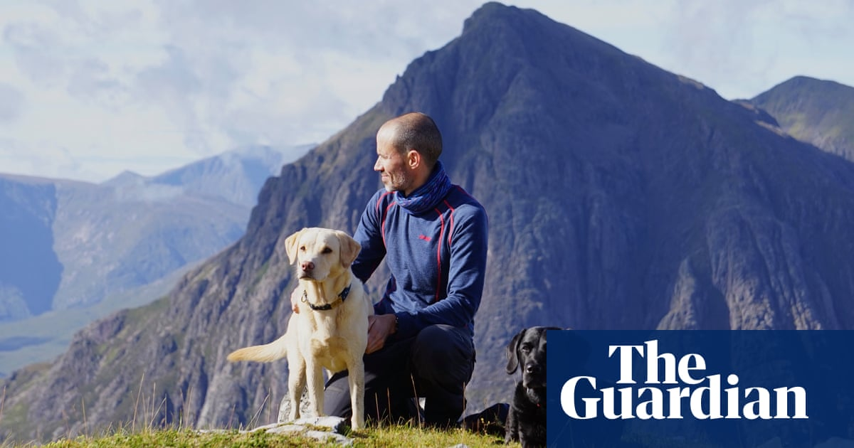 'I lost all sense of perspective!' The broadcaster whose dogs became superstars