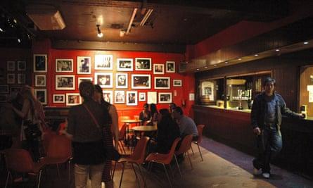 The 100 Club, Oxford Street.