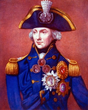 Horatio Nelson planned to send Lady Hamilton gloves made of byssus.