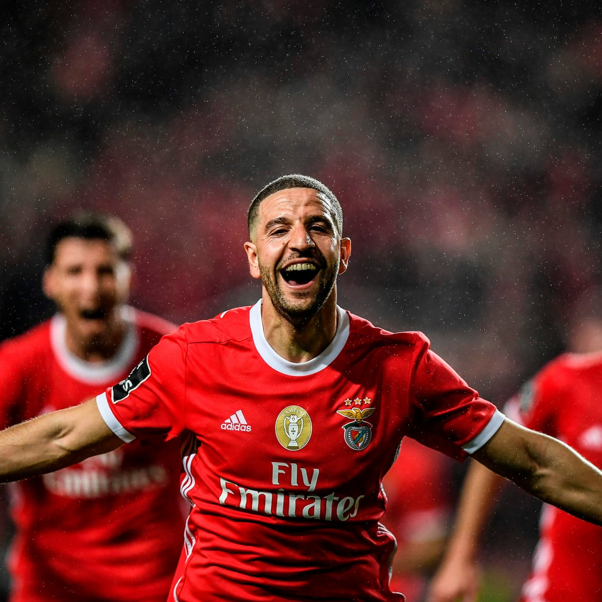Return of Taarabt: how Adel reinvented himself at Benfica | Benfica | The  Guardian